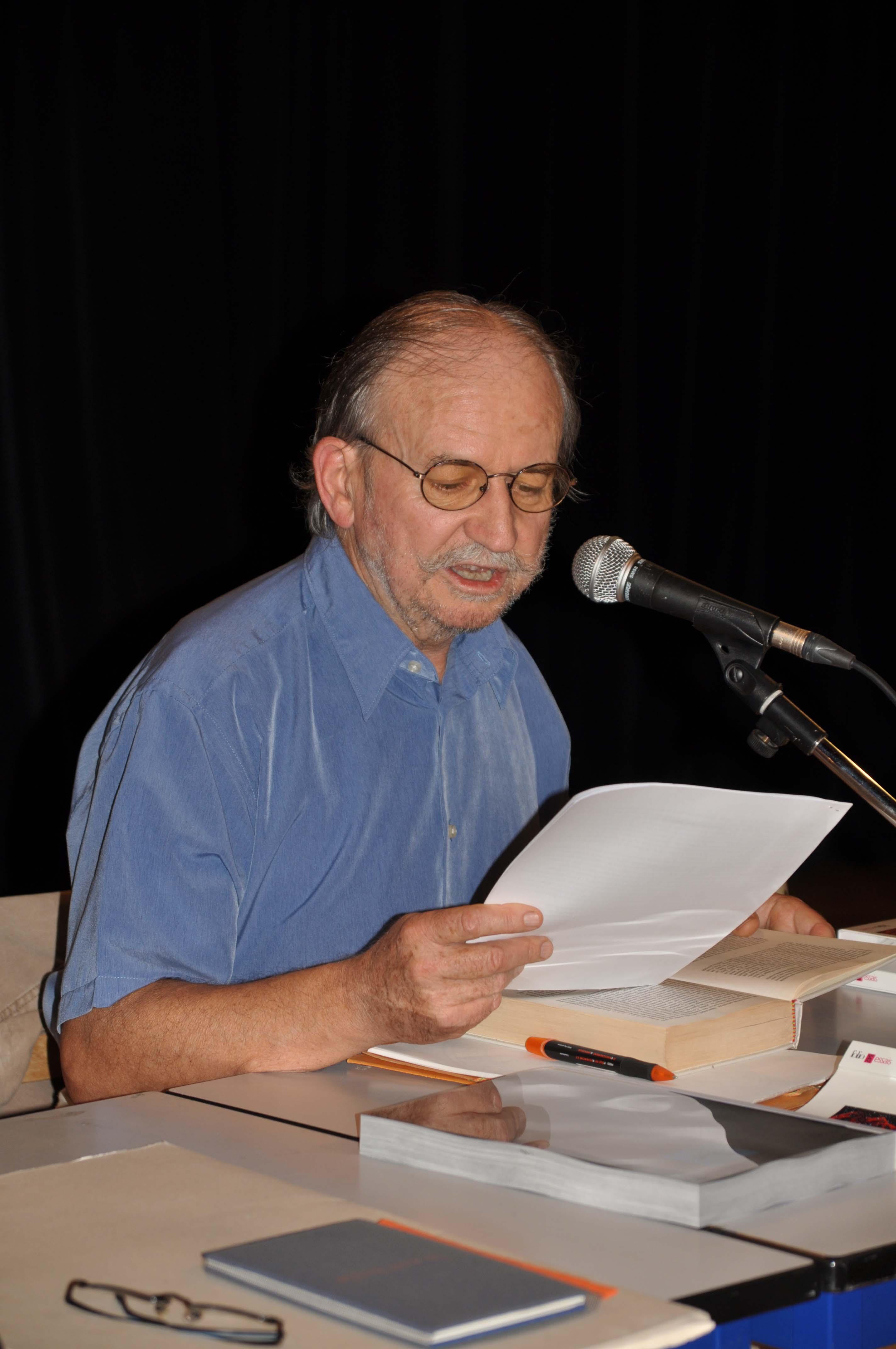 Conférence Jean-Pierre Luminet 2