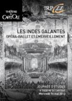 Convention les Indes Galantes